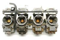 1982 Yamaha XJ650RJ Seca Carbs Set Hitachi HSC32-1A Carburetor 5V2 00