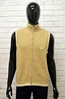 Maglione SERGIO TACCHINI Uomo Taglia M Maglia Felpa Pullover Sweater Man Cotone