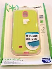 Speck CandyShell Case for Samsung Galaxy S4 Lime Pink