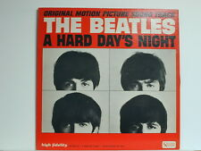 The Beatles - A Hard Day's Night, United Artists UAL 3366, 1964 LP, 1st Pressing