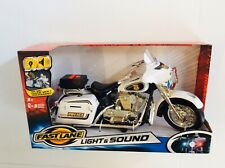 Fast Lane Light & Sound Police Motorcycle EM4801 LARGE BIKE & Bran New!!!