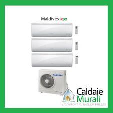 CONDIZIONATORE SAMSUNG INVERTER TRIAL SPLIT MALDIVES QUANTUM 7+9+12 AJ052RCJ