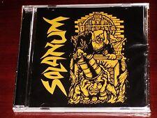 Solanum: Judge-Mental EP CD 2017 Dark Descent / Unspeakable Axe USA UAR040 NEW