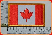 CANADA ARMY FLAG PATCH COMBAT MORALE MILITARY RED MULTICAM MILSPEC ACU