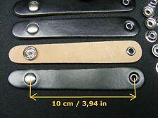 2 Stück Neues Disign für Balgzughalter 10 cm//Balgriemen//accordion bellows straps