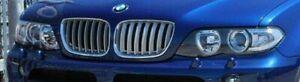 BMW OEM E53 X5 2004-2006 OEM BI-XENON Headlight Retrofit Kit European Spec Clear