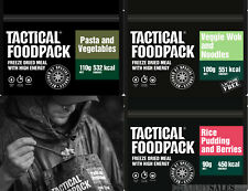 Tactical Foodpack Vegetarian Selection - 3 Pack Freeze Dried Expedition Food