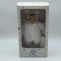 "Vintage Heidi Ott Swiss Design Vinyl  8"" Baby Bunny Doll"