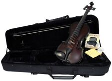 Glasser CARBON COMPOSITE ACOUSTIC 5 STRING VIOLIN 4/4 OUTFIT Brown