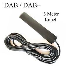 ? DAB+ ANTENNE  fürs Auto DAB Klebeantenne Kfz Fenster Antenne Autoradio DIGITAL