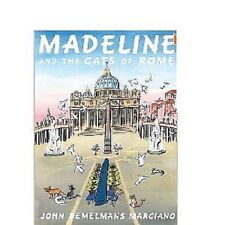 Madeline and the Cats of Rome NEW Books