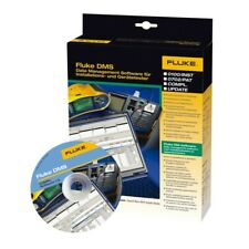Fluke DMS 1.7 Complete PC Software Gerätetester + Installationstester 4737687