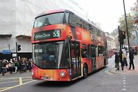 New bus for London - Borismaster LT389 6x4 Quality Bus Photo