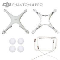 Original Upper/Bottom Shell/Landing Gear Leg/LED Lamp Cover ForDJI Phantom 4 Pro