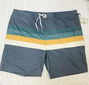 Goodfellow & Co. Mens Big & Tall Size 46 Board Short Swim Trunks 8.5'' Inseam