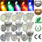 E27/E14/MR16/MR11/GU10 3W 5W 9W LED 2835 SMD Spot Light Spotlight Lamp Xmas Bulb