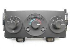 OEM Pontiac G6 Ac Heater Control Temp Control 2005-2009 - Nice