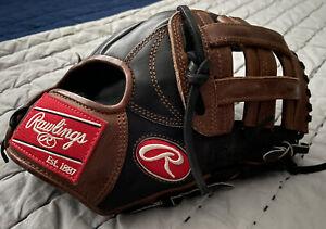 "Rawlings Heart of Hide PROTT2 H-web 11.5"" RHT Ball Glove ""Tulo"" Custom Order HOH"