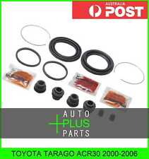 Fits TOYOTA TARAGO ACR30 Brake Caliper Cylinder Piston Seal Repair Kit