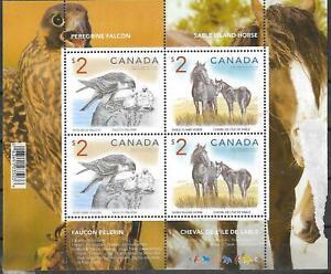 Kanada gestempelt #1411/2 >> Block 79 und 80 <<