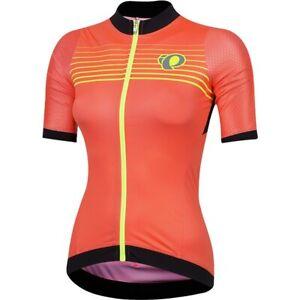 Pearl iZumi Women's Pro Pursuit Speed Kit Firey Coral Orange Size Small P R O