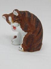 Heidi Ott  Dollhouse Miniature 1:12 Scale House Pet Cat Kitten #XZ576-T