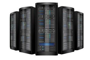 LINUX UBUNTU PRIVATE SERVER / RDP SERVER 4 GB RAM + 150 GB HDD FRANCE