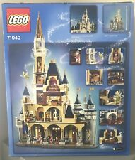 Lego Cinderella Disney Castle - Never Opened- 5 Minifigs inc. Tinkerbell! #71040