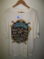 Florida Marlins MLB Baseball World Series Champions Starter USA NOS T Shirt XLrg