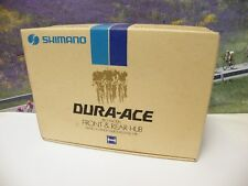 Shimano Dura Ace EX 7100 hub set 36 holes , with skewers , new in box