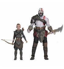 Neca - God of War 4 - Ultimate Kratos et Atreus