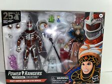Mighty Morphin Lord Zedd Rita Repulsa Hasbro Power Rangers Lightning Collection
