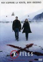 X Files - Voglio Crederci - DVD D007042