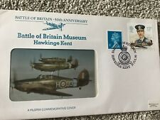 SPECIAL PILGRIM FIRST DAY COVER BATTLE OF BRITAIN