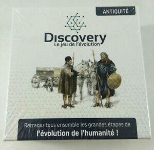 Discovery Le Jeu de l'evolution  Antiquite  A partir de 6 ans  1 a 9 joueurs