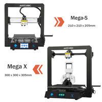 ANYCUBIC i3 Mega S | Mega X 3D Printer Kit Huge Build Volume Ultrabase Heatbed