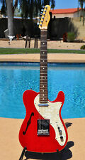 1997 FENDER TELECASTER THINLINE CUSTOM ELECTRIC GUITAR Double Binding 1st Year