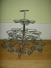 Cake stand for 22 cupcakes