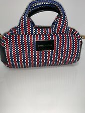 Multi-Color Bimba Y Lola Clutch w/ Detachable Strap