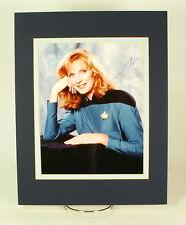 Gates McFadden  Star Trek The Next Generation Autograph Signed photo With COA