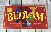 BEDLAM Family Friends Vintage Retro Board Game by Drummond Park 1998