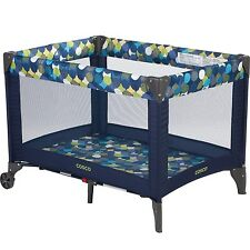 Baby Playard Babysuite Play Yard Playpen Infant Portable Crib Bed Bassinet Boys