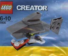 Lego Creator Shark 7805 Polybag BNIP