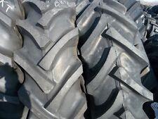 TWO 16.9x30,16.9-30 JOHN DEERE R 1 Bar Lug 8 Ply Tractor Tires