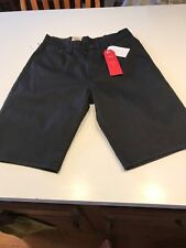 New Mens 569 Levis Smokey Mountain Shorts Black 0205 Size 30 NWT