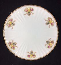 "Antique Royal Albert Crown China England 8 5/8"" Scalloped Plate Dish 1925-1927"