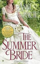 The Summer Bride-Anne Gracie-2016 Chance Sisters novel #1-combined shipping