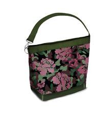 TWIIT Bag piccola, VERDE, FLOWER, VERNICIATO, Cod. 57625