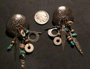 Vintage Tabra earrings