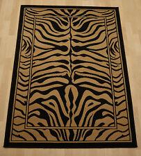 Cheap budget Tiger zebra rug Print Animal Hallway Runners kids rug 60x230 cm.